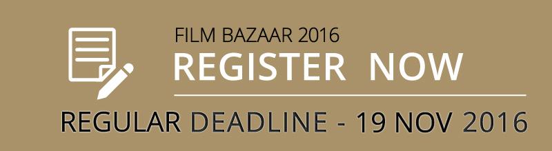 Film Bazaar Registration