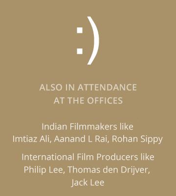 Film Office Attendance