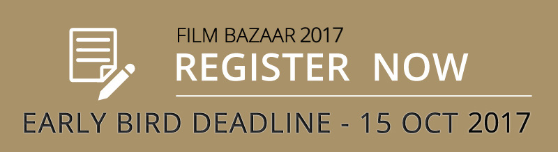 Film Bazaar 2017 Registration Student Professional Film Market