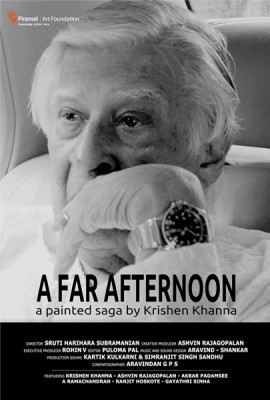 A Far Afternoon- A Painted Saga